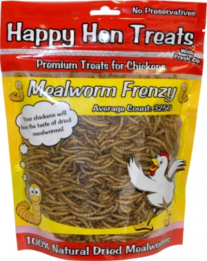 Packaged Mealworms